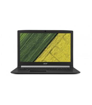 "Лаптоп ACER A715-71G-73Q8, 15.6"", i7-7700HQ, 8GB, 1TB + 128GB SSD"