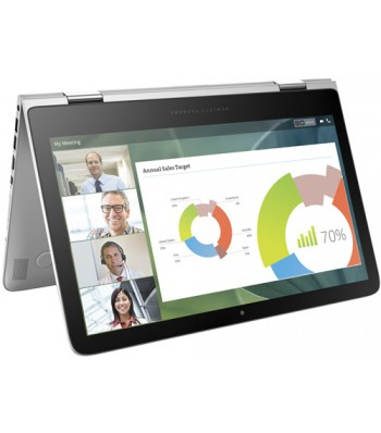 "Лаптоп HP Spectre Pro x360 G2, i7-6500U, 13.3"", 8GB, 512GB, Win 10"