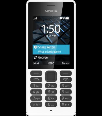 Мобилен телефон NOKIA 150 White
