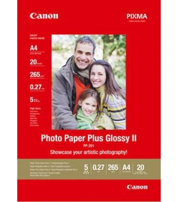 "Фотохартия CANON IJ PAPER PP-201 13x13cm (5x5"")"