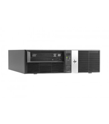 Десктоп компютър HP RP5 Retail System Model 5810 POS, i5-4570S, 500