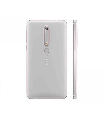 Смартфон NOKIA 6.1 SS WHITE