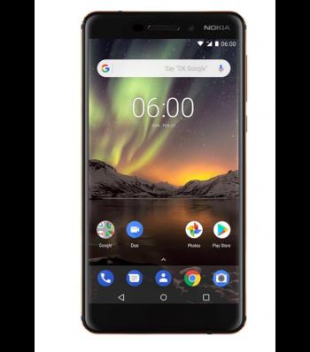 Смартфон NOKIA 6.1 DS BLACK