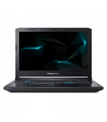 "Лаптоп ACER PH517-51-75VW, i7-8750H, 17.3"", 16GB, 2TB+ 256GB, Windows 10"