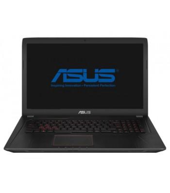 "Лаптоп ASUS FX753VD-GC071, i7-7700HQ, 17.3"", 8GB, 1TB, Linux"