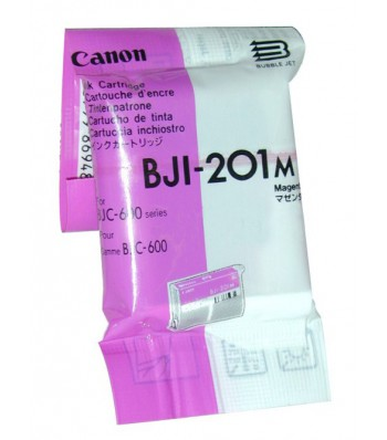 Консуматив Canon BJI-201 Magenta Ink Cartridge