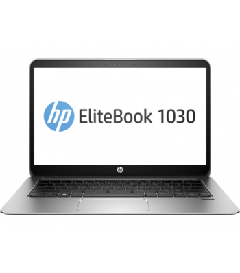 "Лаптоп HP EliteBook 1030 G1 Notebook PC, m7-6Y75, 13.3"", 8GB, 512GB, Win 10"
