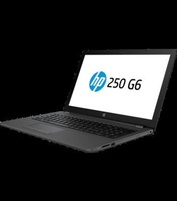 "Лаптоп HP 250 G6, i3-7020U, 15.6"", 4GB, 128GB"