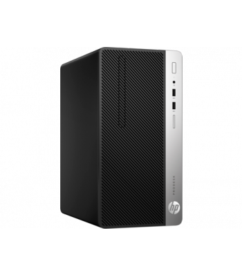 Десктоп компютър HP ProDesk 400 G5 Microtower PC, i7-8700, 16GB, 512GB, Windows 10
