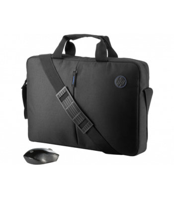 Чанта HP Value Briefcase and Wireless Mouse Kit