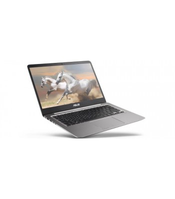 "Лаптоп ASUS UX410UA-GV097T, i3-7100U, 14"", 4GB, 256GB SSD, Windows 10"