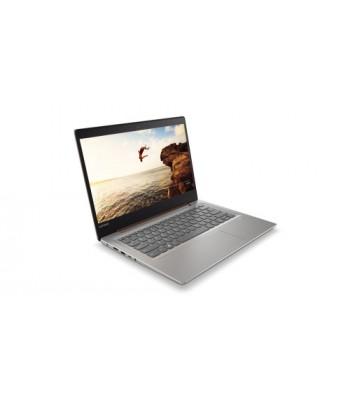 "Лаптоп LENOVO 520S-14IKB / 80X200G4BM, 14"", i7-7500U, 8GB, 512GB SSD"