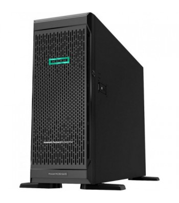 Сървър HPE ML350 Gen10 4110 1P 16G 8SFF P408i-a 800W FS RPS