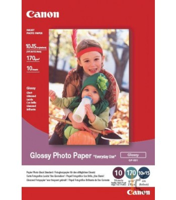 Фото хартия Canon Glossy Photo Paper GP-501