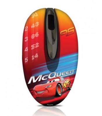 Мишка Disney Cars mini optical mouse DSY-MM230