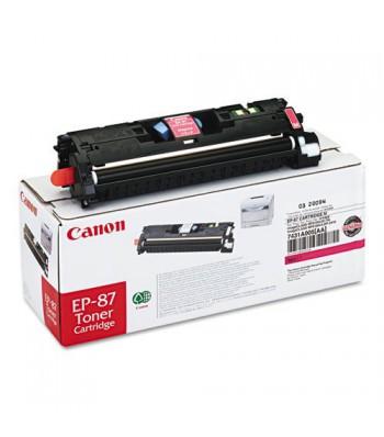Консуматив Canon EP-87 MAGENTA TONER CARTRIDGE 3a Лазерен Принтер