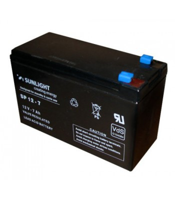 Батерия Sunlight VRLA Battery SP 12-7