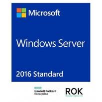 Софтуер HPE Microsoft Windows Server 2016 Standard Edition ROK 16 Core