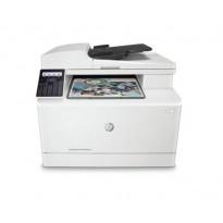 Лазерен многофункционален принтер HP Color LaserJet Pro MFP M181fw