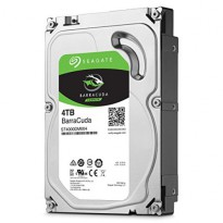 Диск SEAGATE BarraCuda ST4000DM004 / 256MB, 4TB