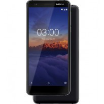 Смартфон NOKIA 3.1 Dual SIM BLACK