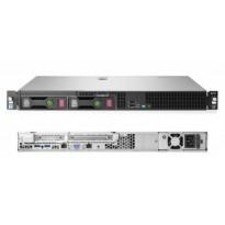 Сървър HPE ProLiant DL20 Gen9, E3-1230v5, 8GB-U, B140i, 2LFF, 2x1Gb, 290W PS