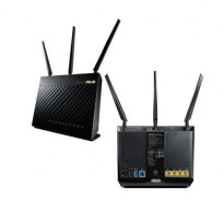 Рутер ASUS RT-AC68U Dual-band Wireless-AC1900 Gigabit Router