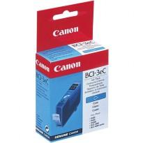 Консуматив Canon BCI-3C Cyan Inkjet Cartridge за Мастиленоструйни Принтери