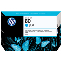 Консуматив HP 80 175-ml Cyan Ink Cartridge EXP