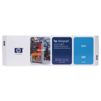 Консуматив HP Designjet CP 410-ml Cyan UV Ink System EXP