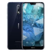 Смартфон NOKIA 7.1 Dual SIM BLUE